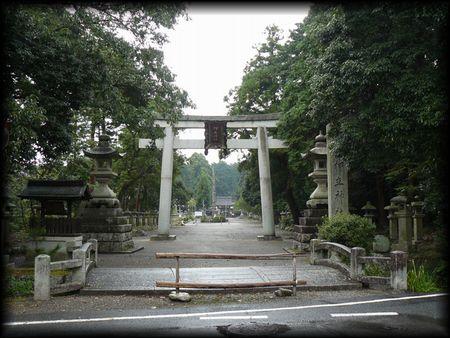 押立神社(東近江市)