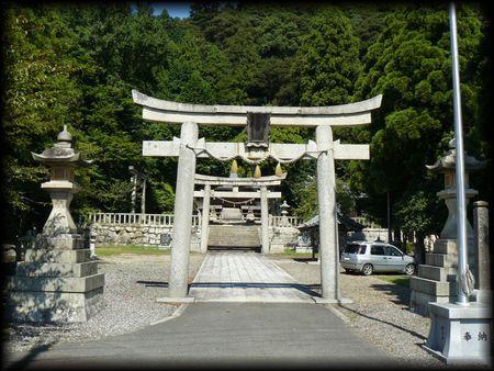 塩津神社(長浜市)